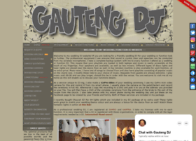 gautengdj.co.za