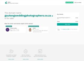 gautengweddingphotographers.co.za