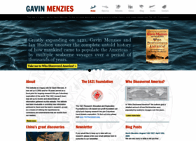 gavinmenzies.net