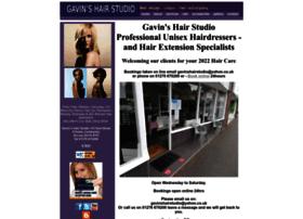 gavinshairstudio.co.uk