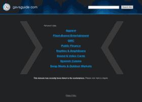 gavsguide.com