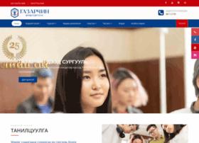 gazarchin.edu.mn