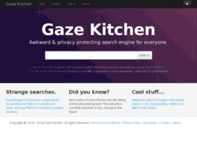 gaze.kitchen
