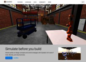 gazebosim.org
