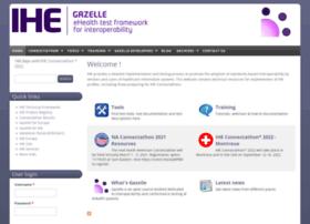 gazelle.ihe.net