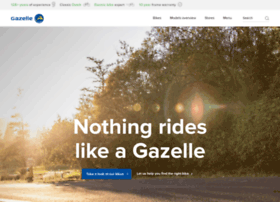 gazellebikes.co.uk