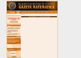 gazetamatematica.net