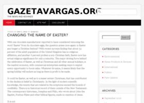 gazetavargas.org