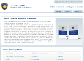 gazetazyrtare.rks-gov.net
