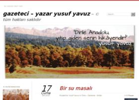 gazeteciyazaryusufyavuz.wordpress.com