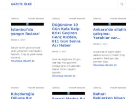 gazeteulke.com