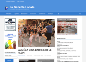 gazette-locale.fr