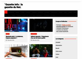 gazetteinfo.fr