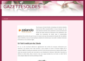 gazettesoldes.com