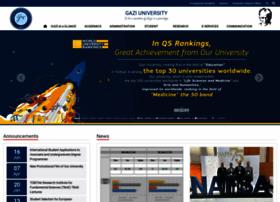 gazi.edu.tr