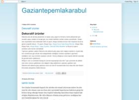 gaziantepemlakarabul.blogspot.com