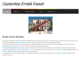 gaziantepemlakinsaat.webs.com