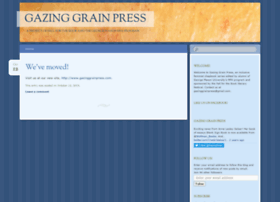 gazinggrainpress.wordpress.com