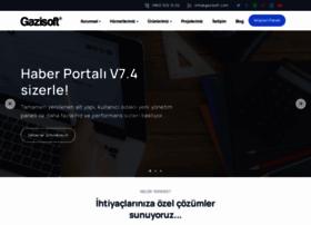 gazisoft.com