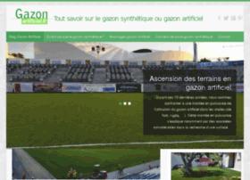 gazon-artificiel.fr