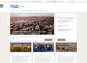 gazpromneft-badra.com