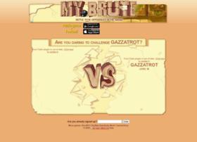 gazzatrot.mybrute.com