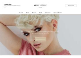 gbackstage.fr