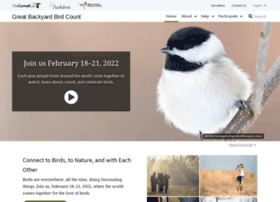 gbbc.birdcount.org
