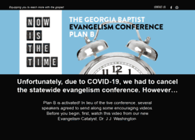 gbcevangelismconferences.com