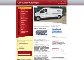 gbf-klassebestratingen.nl