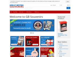 gbsouvenirs.co.uk