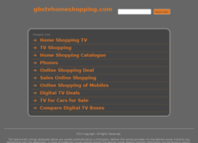 Gbstvhomeshopping.com