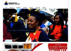 gbuc.edu.gh