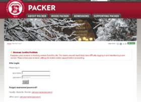gcal.packer.edu