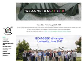gcat-seek.weebly.com