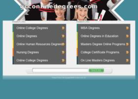gcconlinedegrees.com