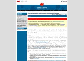 gcdisclosure-divulgationsc.hc-sc.gc.ca