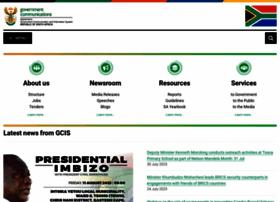 gcis.gov.za