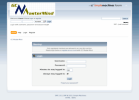 gcmastermind.info