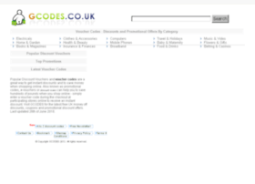 gcodes.co.uk