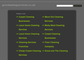 gcscleaningservices.co.uk