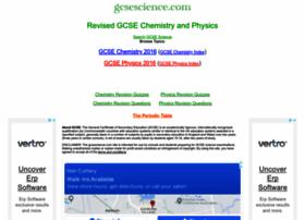 gcsescience.com