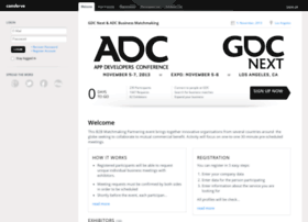 gdcnextadc.converve.com