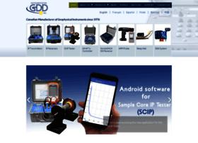 gddinstrumentation.com