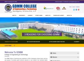 gdmm.ac.in