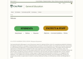 ge.calpoly.edu