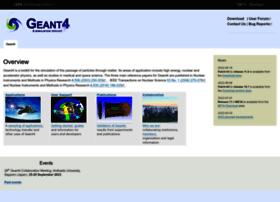 geant4.cern.ch