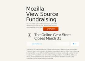 gear.mozilla.org