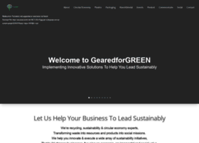 gearedforgreen.com