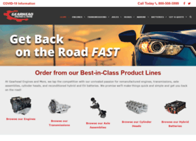 gearheadengines.com